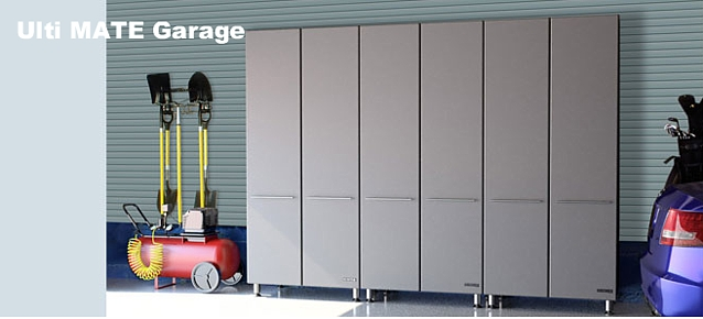 Ulti-MATE GA-30 Garage Tall Cabinet Tower Storage System By BH ...