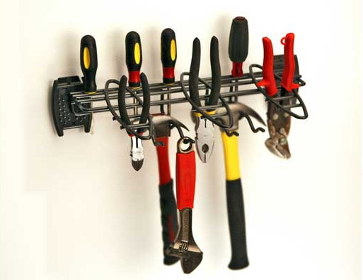 Organized_Living-Schulte_W-5210_The_Hand-Tool_Rack_Plain_Wall_Mount